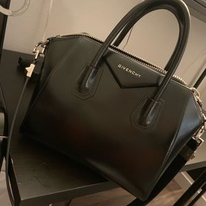 Givenchy black purse
